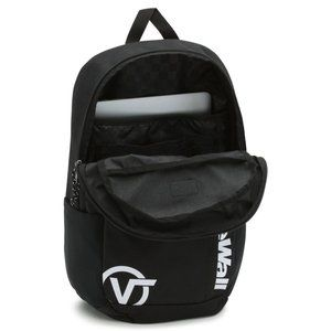 **NEW** VANS DISORDER BACKPACK  OFF THE WALL BLACK